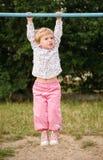 Sportliches Kind Lizenzfreie Stockfotos