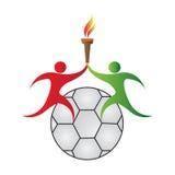 Sportlogo Royaltyfri Foto