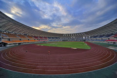 Sportmötesplatser Royaltyfria Bilder