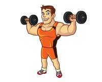 Sportman Royalty Free Stock Image