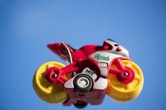 Sportmotorcykel Arkivfoto