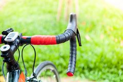 Sportmountainbike Fotografering för Bildbyråer
