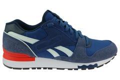 Sportowi buty na białym tle Fotografia Stock