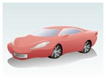 Sportowy Samochód Obraz Royalty Free