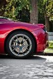 Sportowy samochód Obrazy Royalty Free