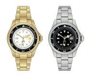 sportowy wristwatch Fotografia Stock