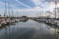 Sportport Marina de las Dunas fotografering för bildbyråer