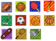 Sports Image stock