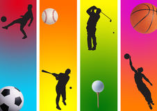 Sports 2 Royalty Free Stock Photography