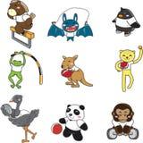 Sports animaux Photos stock