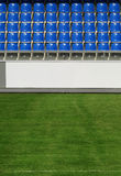 Sports arena Royalty Free Stock Image