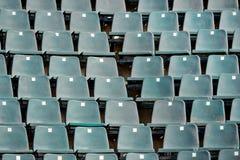 Sports arena seats Stock Image
