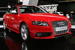 Sports Audi automobile S4 Image stock