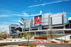 Sports Authority Field at Mile High in Denver Royalty Free Stock Image