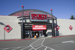 Sports Authority store exteiors Stock Photography