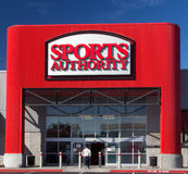 Sports Authority Store Royalty Free Stock Image