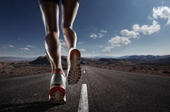 Sports background. Stock Images