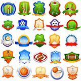 Sports Badge Stock Image