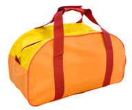 Sports bag, isolated Stock Photos