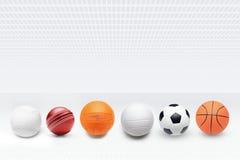 Sports ball Royalty Free Stock Image