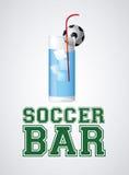 Sports bar Royalty Free Stock Image