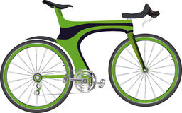 Sports bicycle Stock Photos