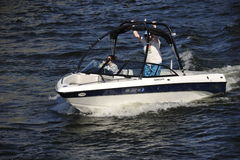 Sports Boat Stock Photos