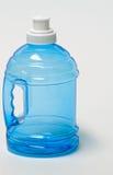 Sports bouteille d'eau et traitement photo libre de droits