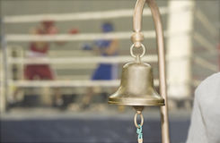 Sports. Boxe. Images libres de droits
