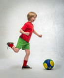 Sports boy Stock Photos