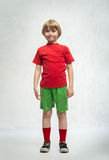 Sports boy Royalty Free Stock Images