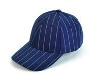 Sports cap. In white background Royalty Free Stock Photography