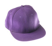 Sports cap isolated on a white background Royalty Free Stock Images