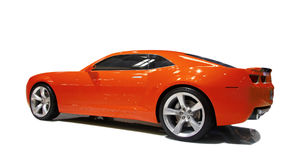Sports car Stock Image