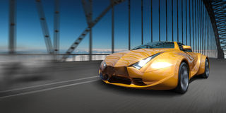 Sports car Stock Photos