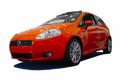 Sports car. From a series of sports cars with clipping paths Stock Images
