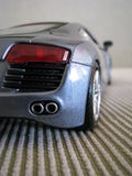 Sports Car. Macro of toy sports car Royalty Free Stock Image