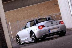 Sports Car stock images