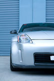 Sports Car. The front of a Nissan Sports Car Stock Images