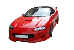 Sports Car Royalty Free Stock Photo