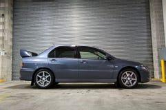 Sports Car Stock Photo