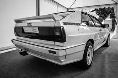 Sports car Audi Coupe GT B2. Stock Images