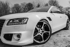 Sports car Royalty Free Stock Photo