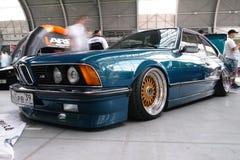 Sports car, BMW Royalty Free Stock Photos