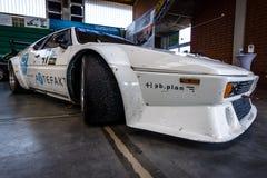 Sports car BMW M1 E26. Royalty Free Stock Photo