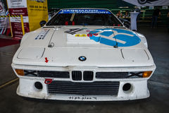 Sports car BMW M1 E26. Royalty Free Stock Photos