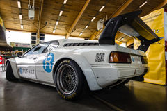 Sports car BMW M1 E26. Royalty Free Stock Photography