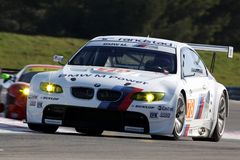 Sports Car,BMW M3(LMS) Stock Photography