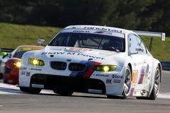Sports Car,BMW M3(LMS). Le Mans Series race, Circuit LE CASTELLET(FRANCE);April 10th 2010, BMW M3,#BMW TEAM SCHNITZER Stock Photography