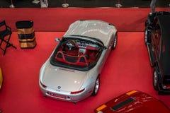 Sports car BMW Z8, 2001. Stock Photos